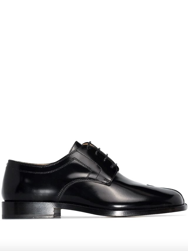 50 Tabi Derby shoes by Maison Margiela x Browns