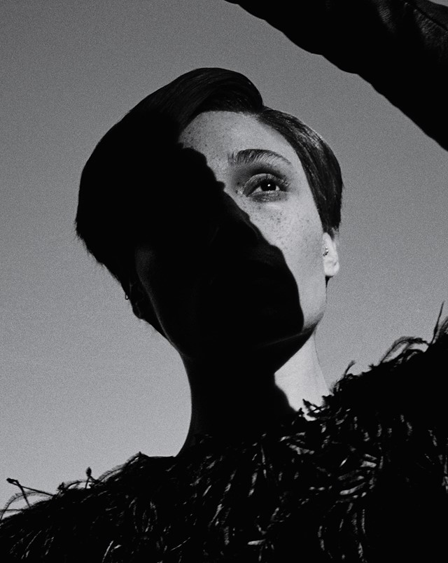 Chanel Adwoa Aboah model Jack Davison photographer