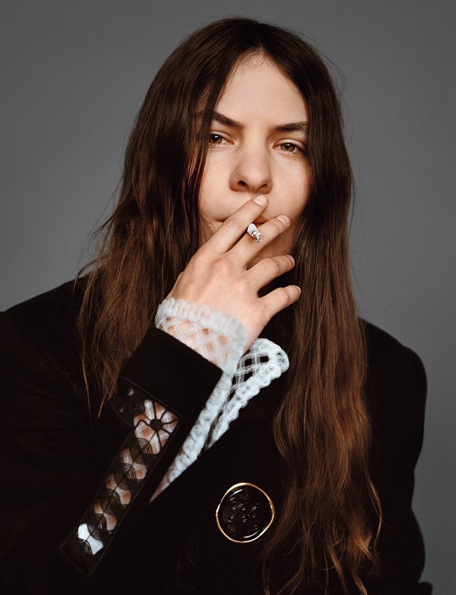 Fendi Couture Kim Jones Alasdair McLellan Eliot Sumner