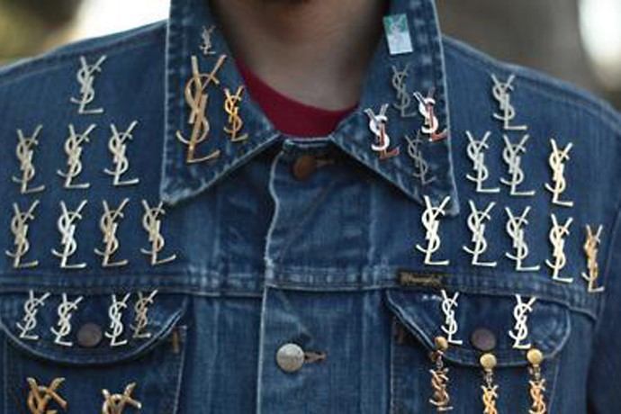 4cce0c8dac5 YSL Denim Jacket | AnOther