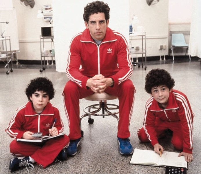 Chas Tenenbaum, The Royal Tenenbaums, 2001