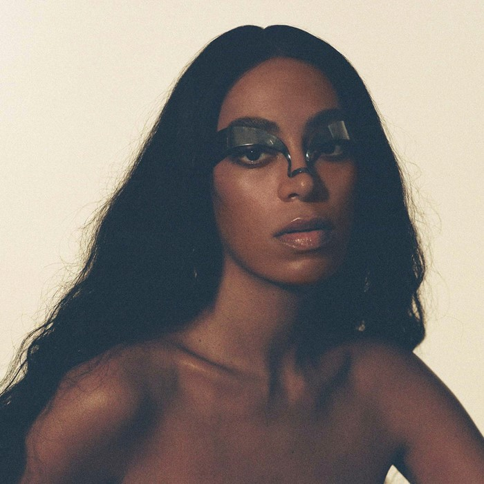 Solange Knowles  in When I Get Home album cover photo