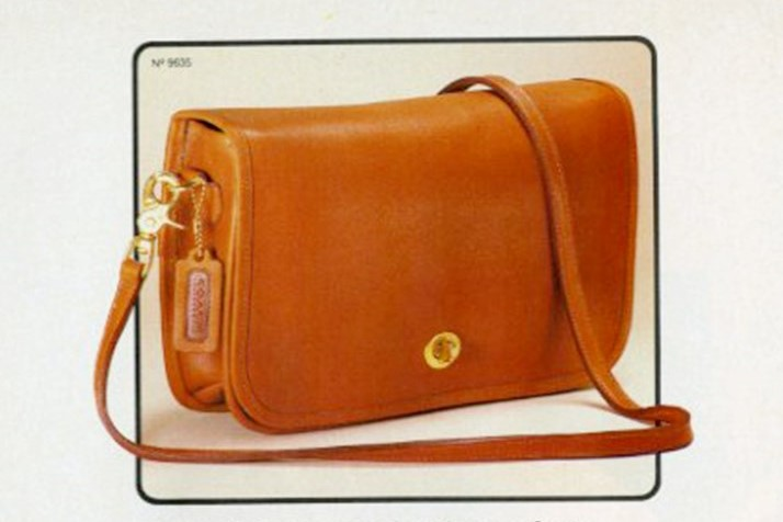 Why The Coach Handbag Is A Symbol Of Its Era Defying Cool Another