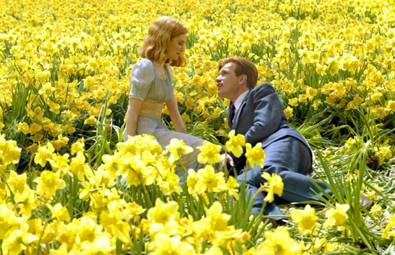 Alison Lohman and Ewan McGregor in Big Fish, 2003