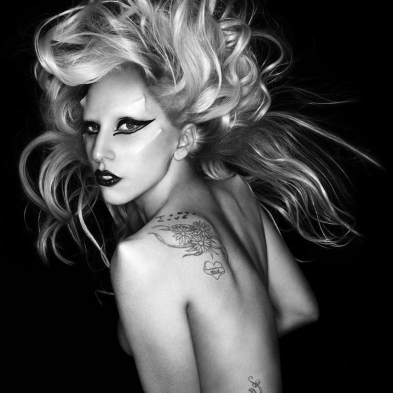 Lay Gaga Born This Way by Nick Knight