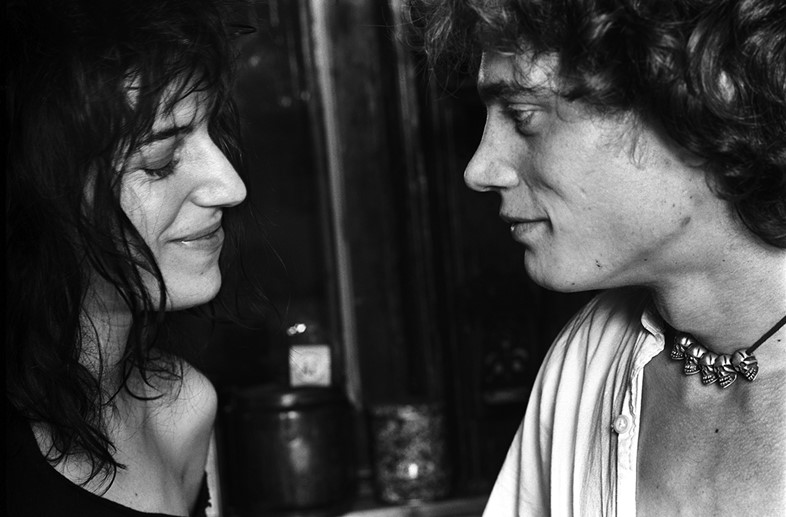 Patti Smith and Robert Mapplethorpe, 1969