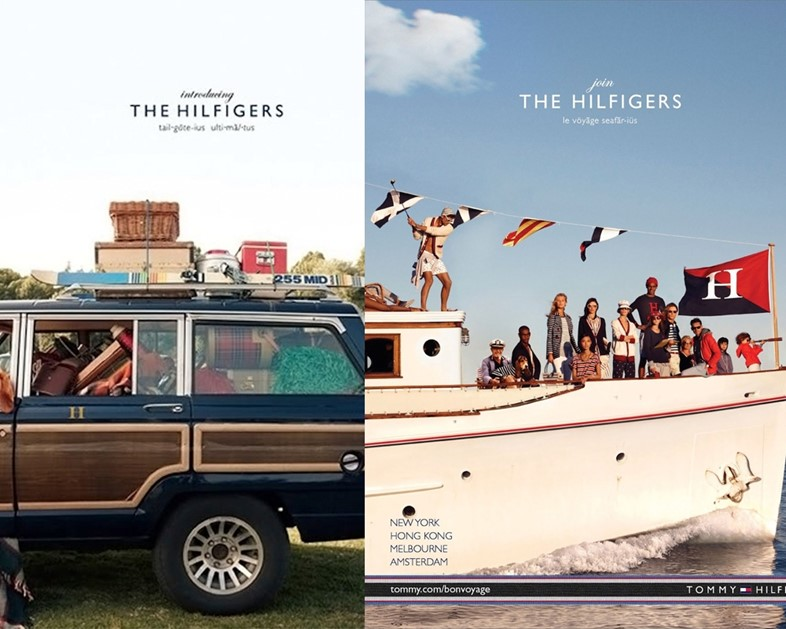 Tommy Hilfiger A/W10 and S/S13 by Craig McDean