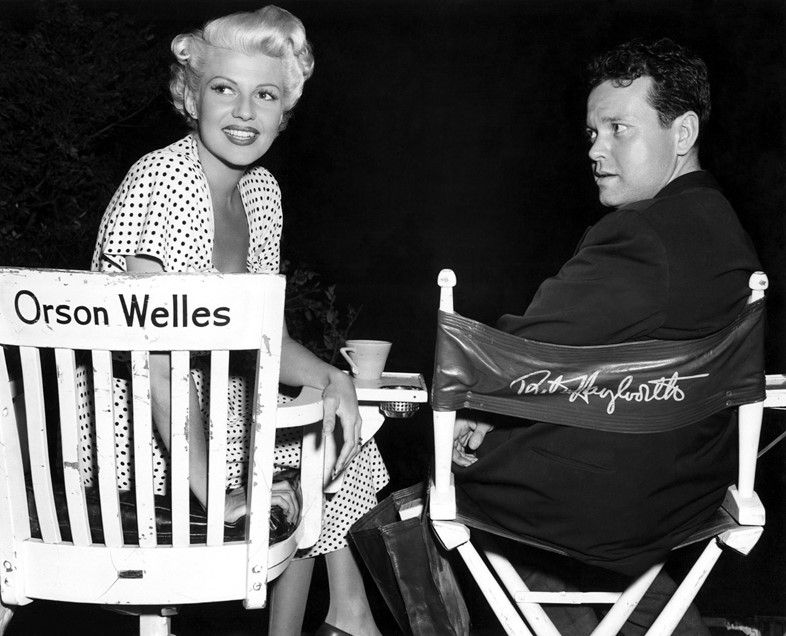 Orson Welles & Rita Hayworth