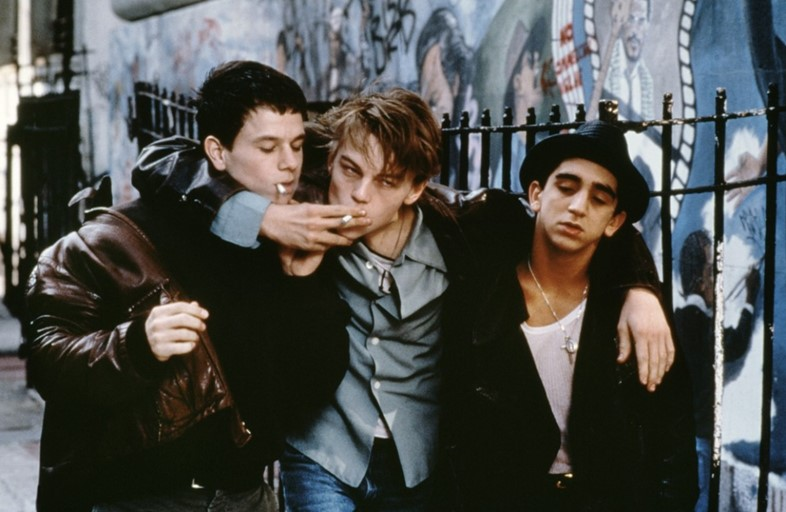 Still from The Basketball Diaries