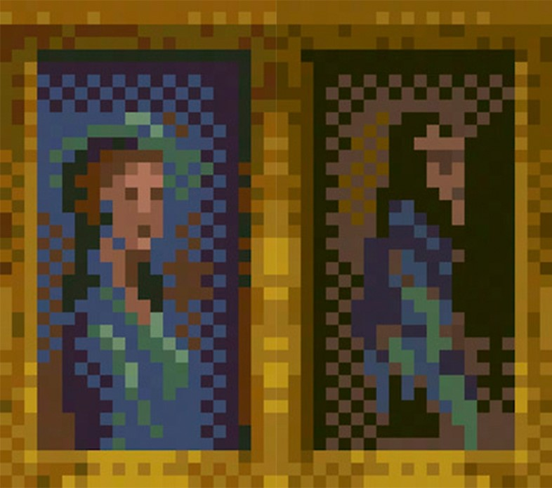 Portraits from Clock Tower