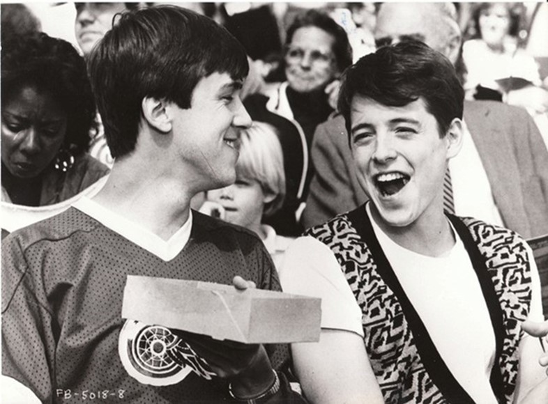 Ferris Bueller's Day Off, 1986