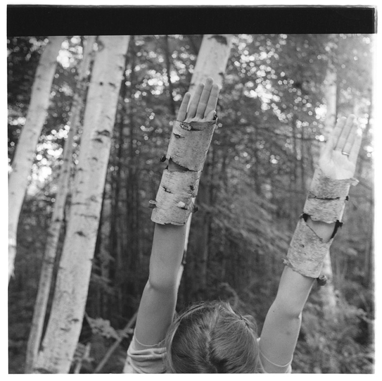 Francesca Woodman, Untitled, MacDowell Colony, Peterborough,