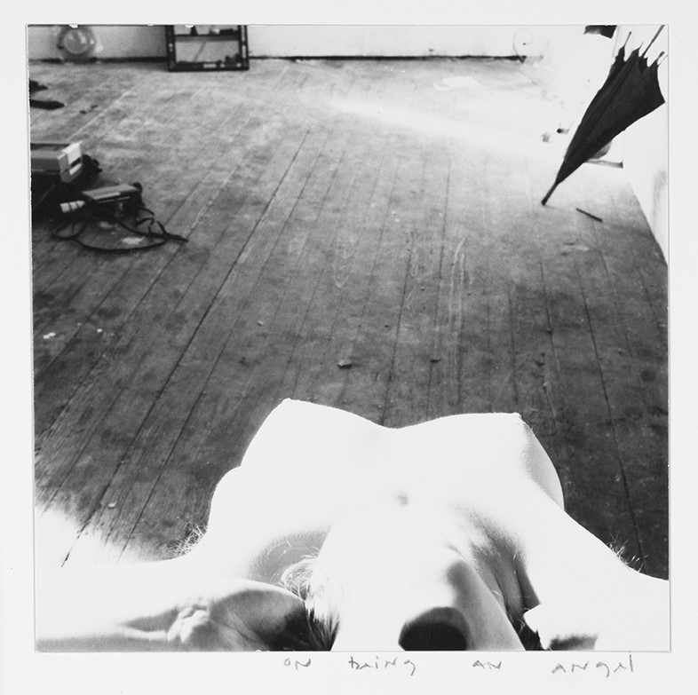 Francesca Woodman, On Being an Angel, Providence, Rhode Isla