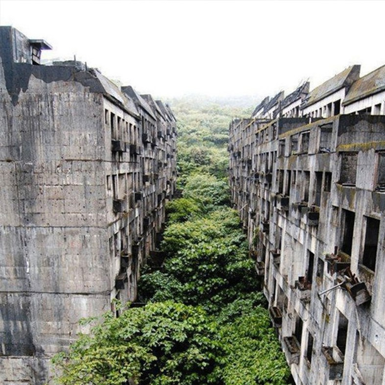 Spectacular Abandoned Places