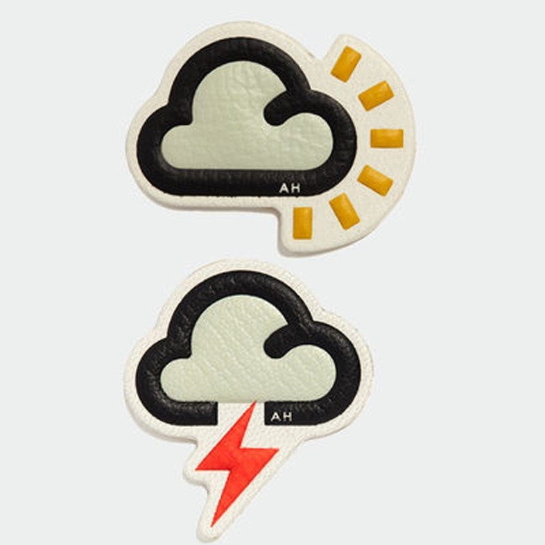 Weather Storm Sticker by Anya Hindmarch