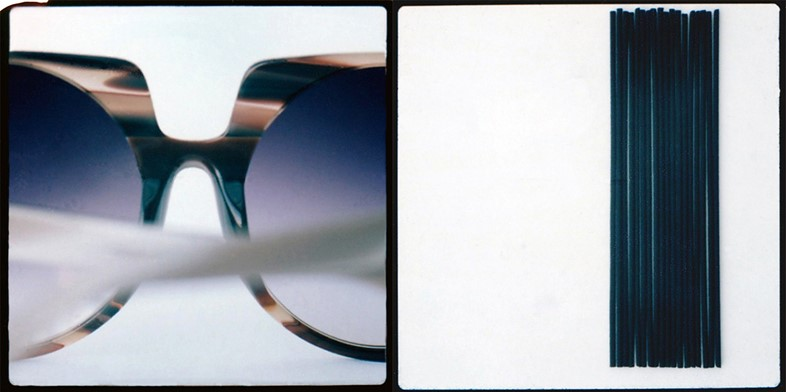 Enhanced Square Sunglasses by Linda Farrow for Prabal Gurung
