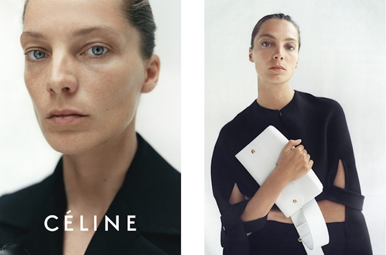 Bare-faced Beauty: Céline Resort 2015 campaign