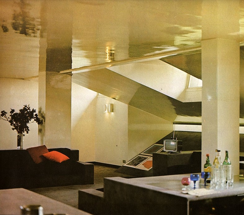 New Living Spaces, 1976