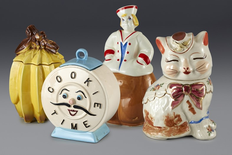 Cookie Jars formerly in the collection of Andy Warhol