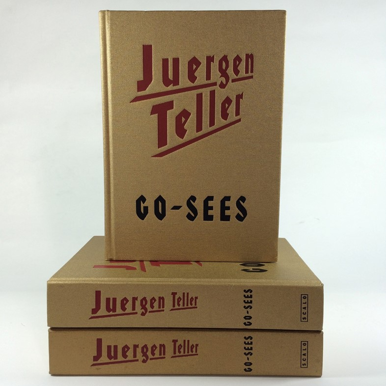 Juergen Teller Go-Sees, 1999, exclusive to AnOther