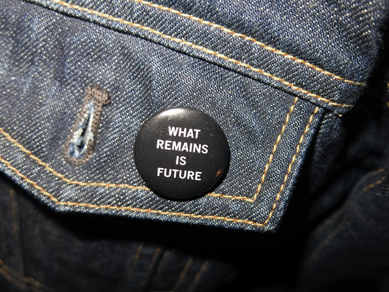 What Remains is Future