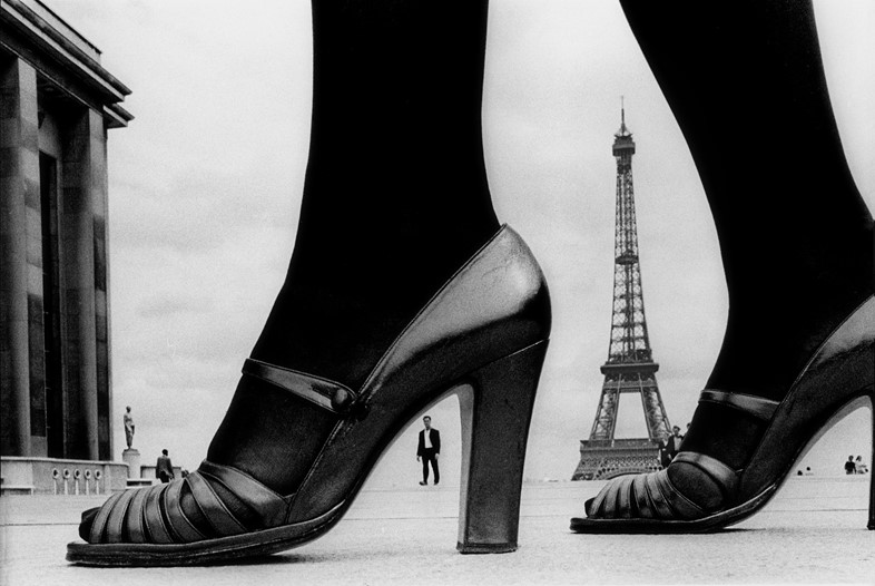 8_Frank Horvat_Shoe and Eiffel Tower_Paris_1974_co