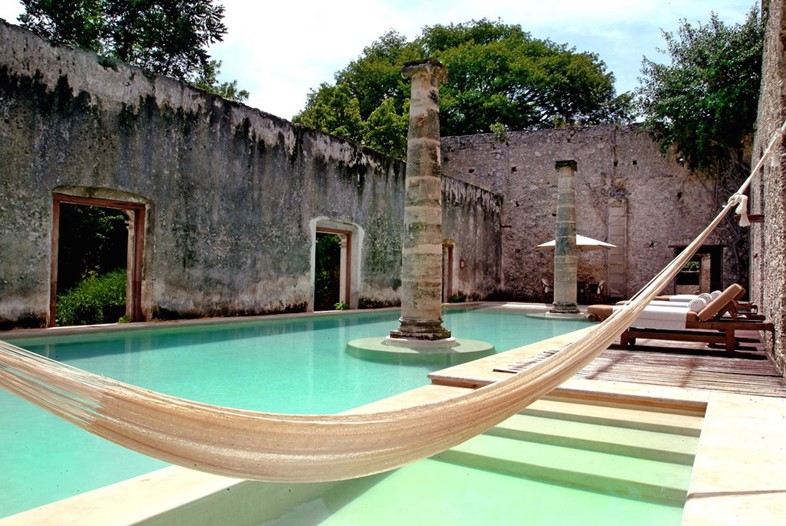 Hacienda Uayamon c of starwood Hotels