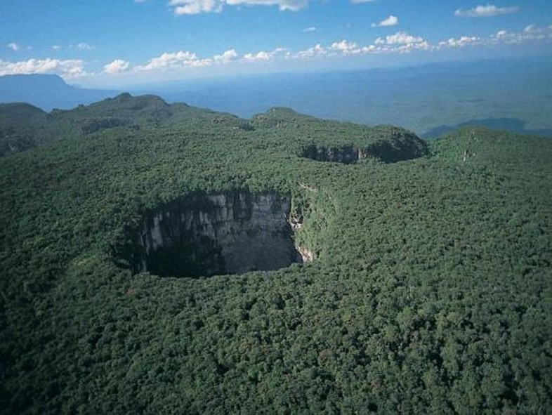 A Flat-Topped Mountain in Venezuela | AnOther