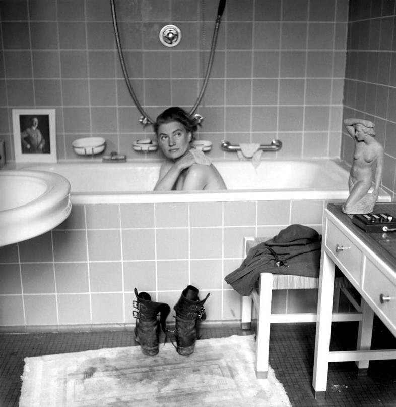 David E Scherman, Lee Miller: The Woman in Hitler's Bathtub