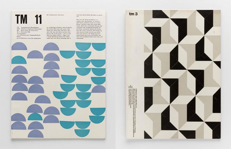 Swiss Type Journals TM Research Archive