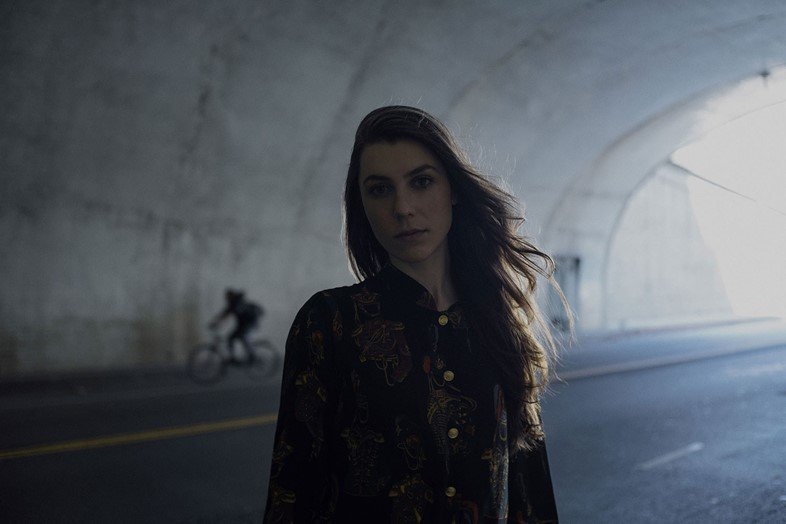 Julia Holter, Photography by Tonje Thilesen
