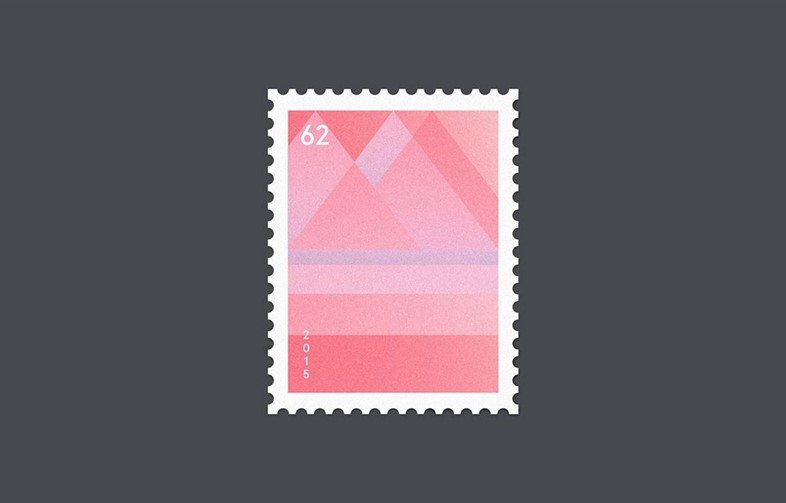 Letter-Inspired Stamps