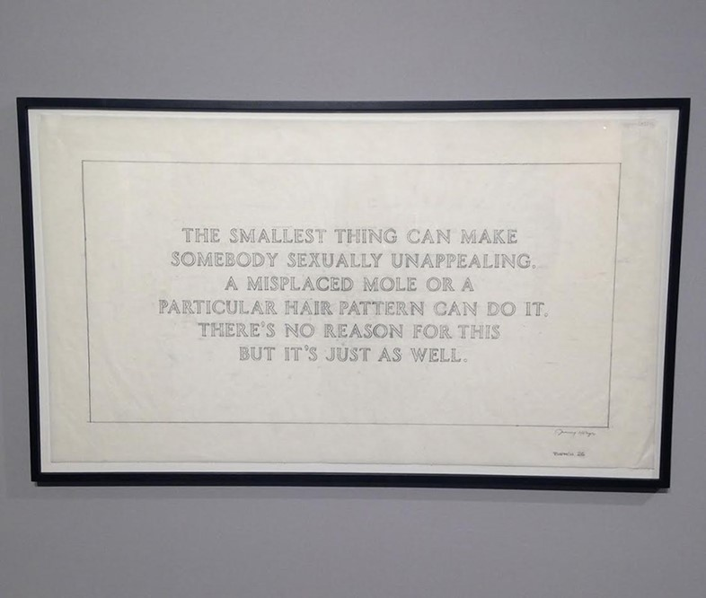 Jenny Holzer, The Living Series, Sprüth Magers London