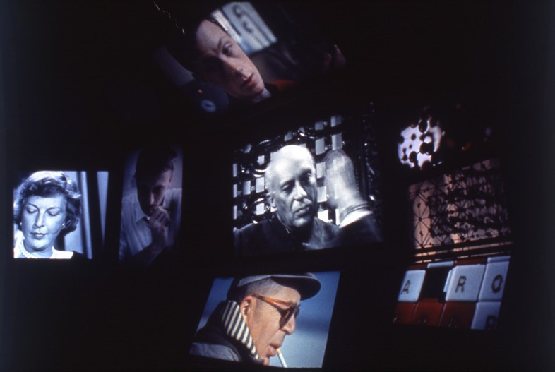 10. The World of Charles and Ray Eames. Still of T