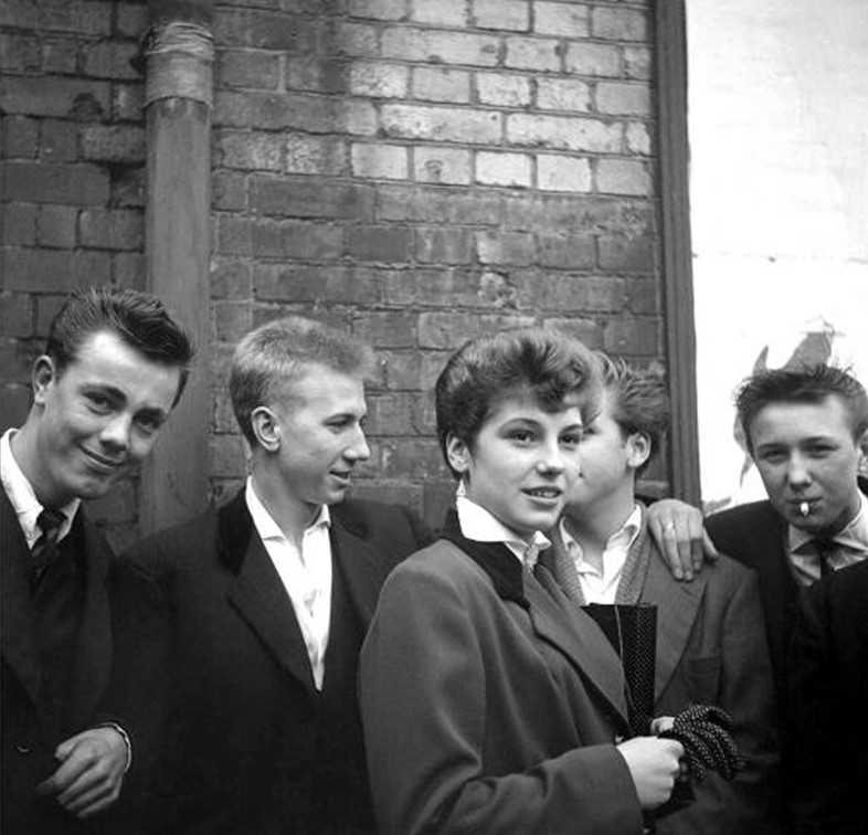 The Last of the Teddy Girls