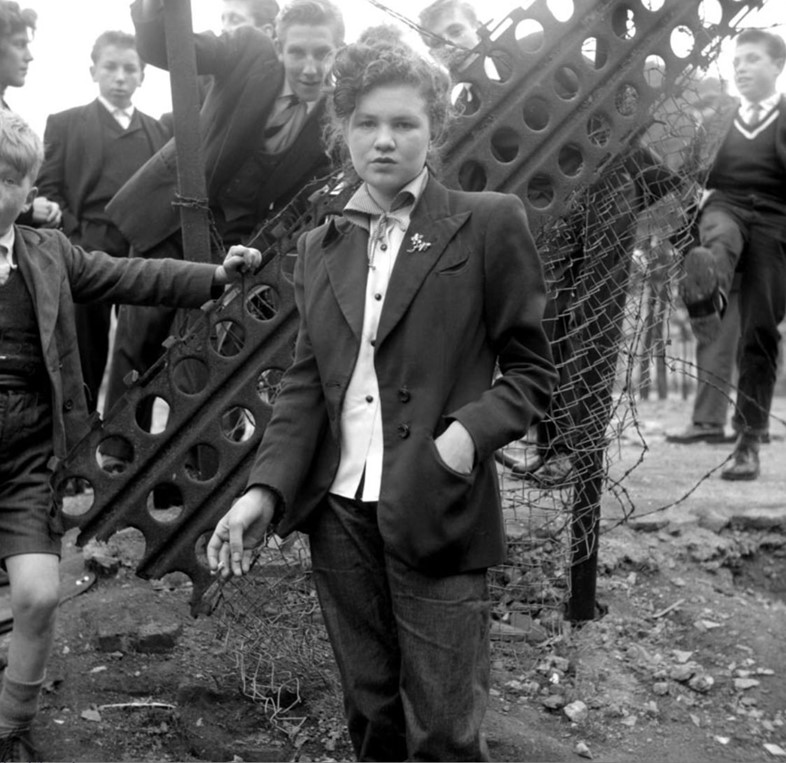 Teddy Girls: The Style Subculture That Time Forgot