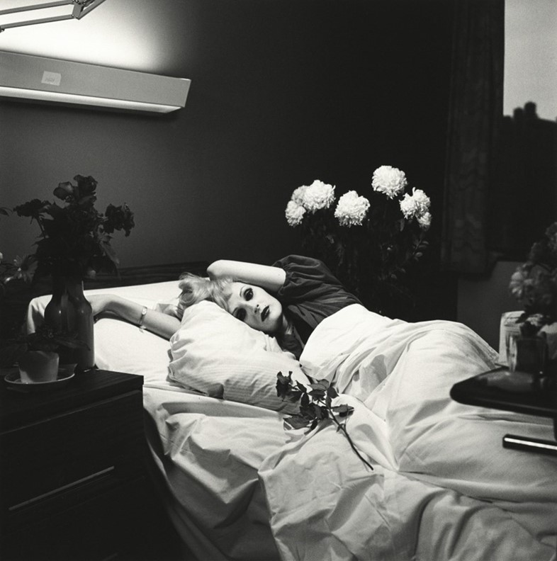 Candy Darling on Her D…bed, 1973