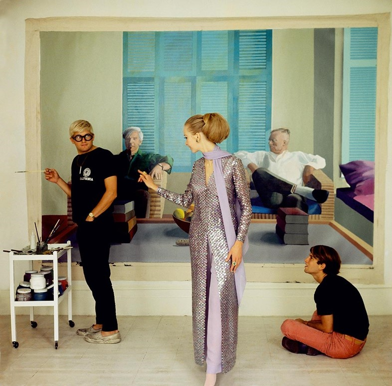 Vogue-2David-Hockney,-Peter-Schlesinger-and-Maudie