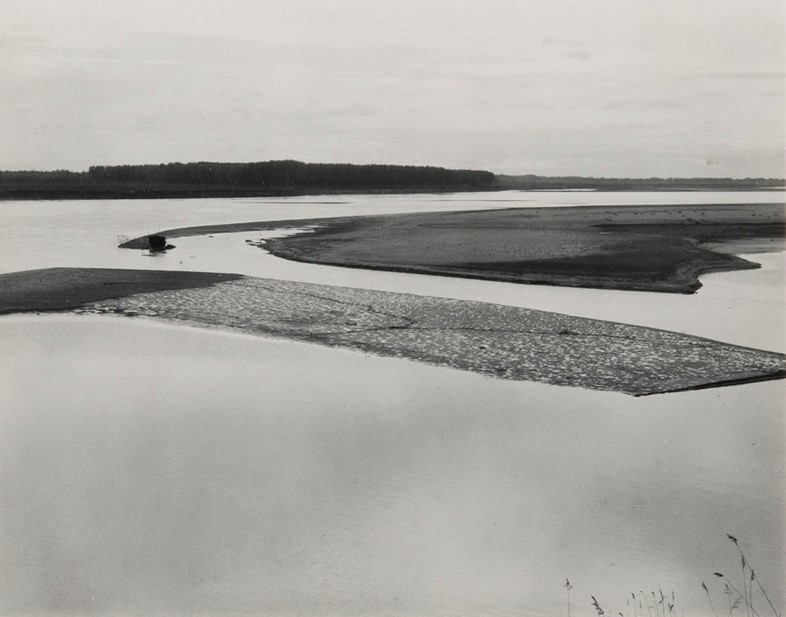Paul Strand (1890-1976), Sand Flats, The Po, Luzza