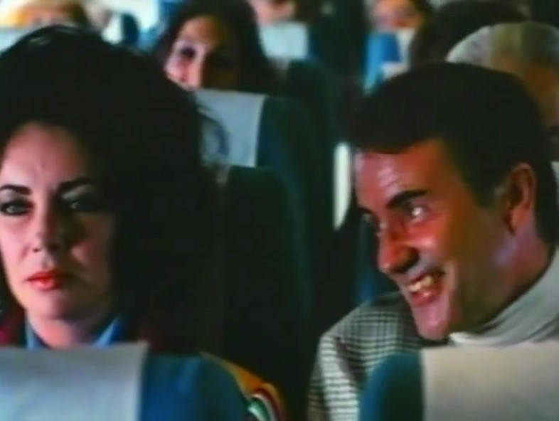 The Driver's Seat, 1974 (film still)