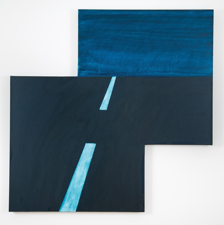 Maricopa Highway, Mary Heilmann