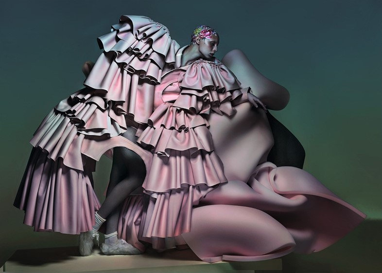 The Full Story: Comme des Garçons by Nick Knight
