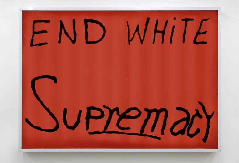 blum-poe-sam-durant-end-white-supremacy-1024x697