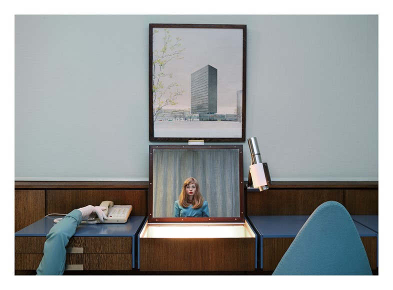 © ANJA NIEMI,The Receptionist, 2013. Courtesy of T