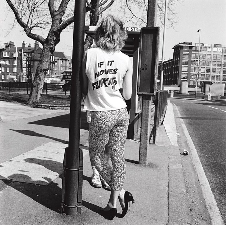 The Photo Book Documenting Dalston Street Style\u0027s 80s Heyday