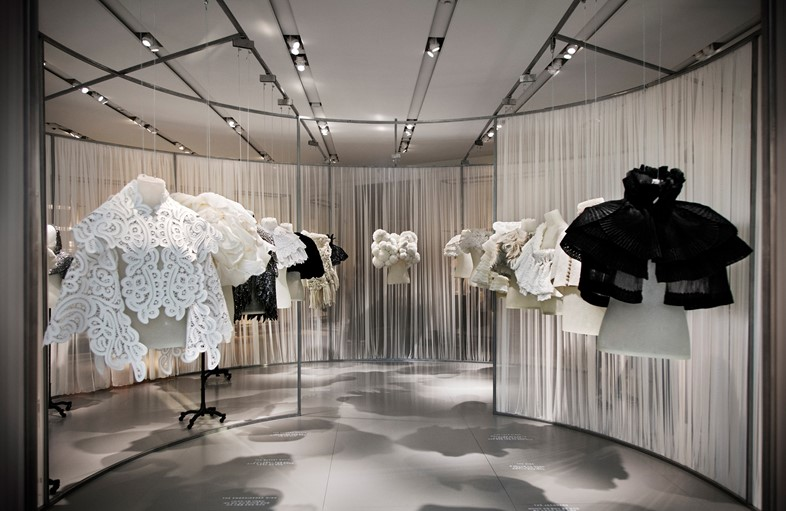 Burberry opens 'The Cape Reimagined' exhibition in