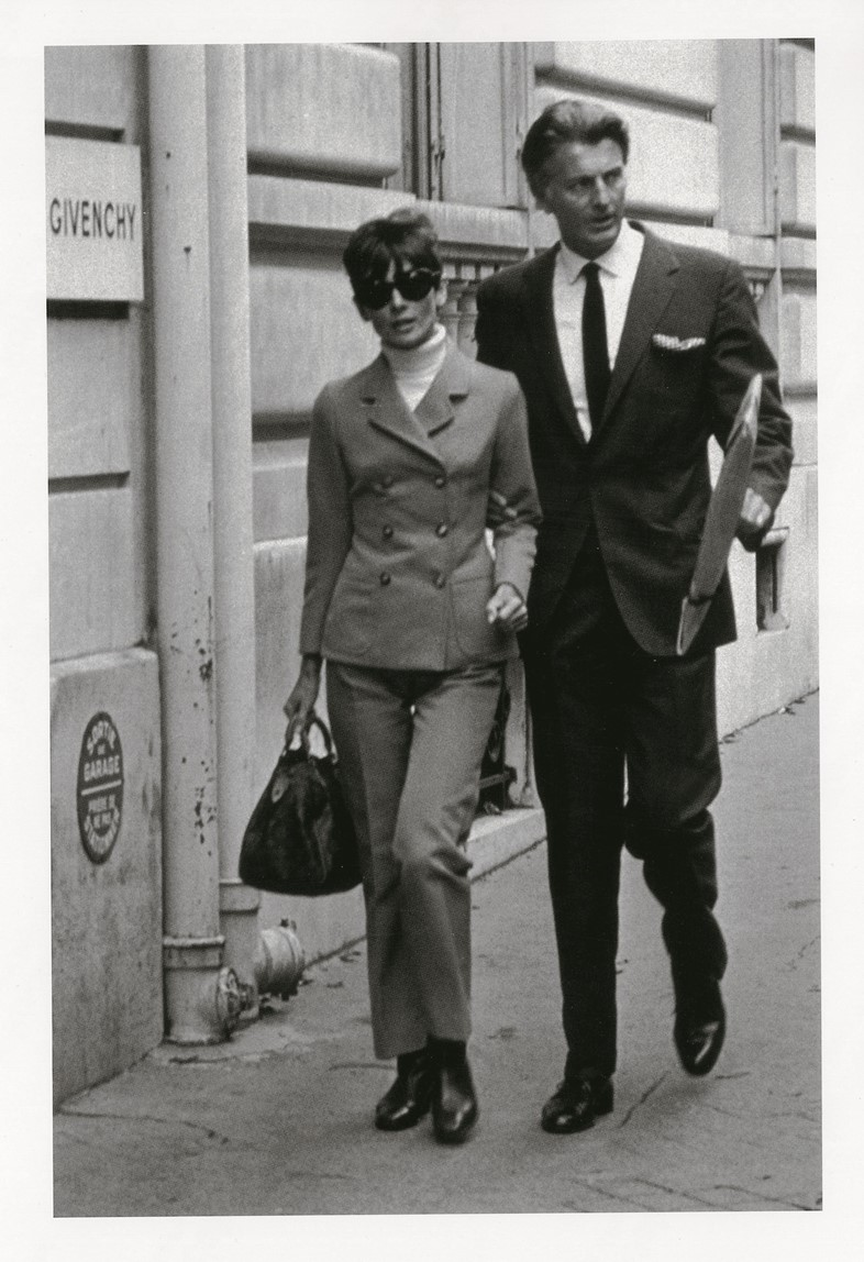 And SilkAnother De On Audrey Hubert Givenchy The Scent Of Hepburn lF1TJcK