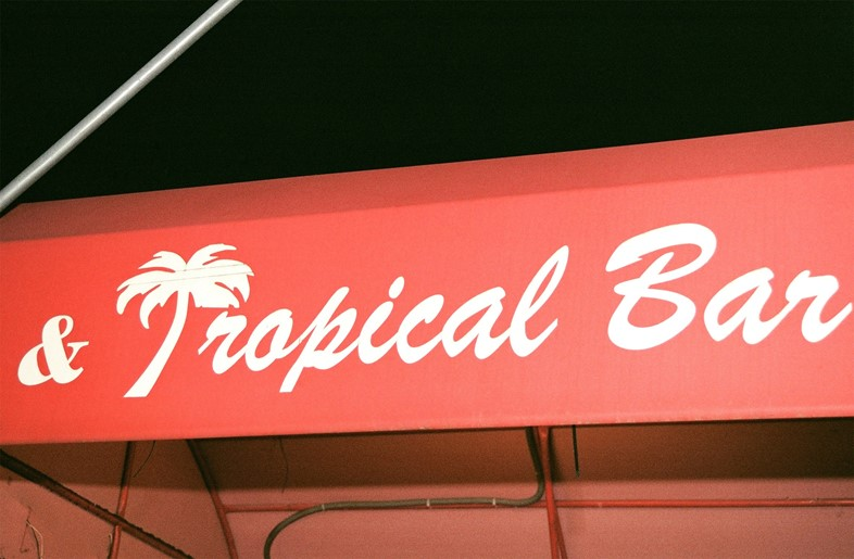 Lorena Lohr - untitled (and tropical bar)
