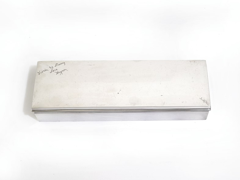 Silver-cigarette-box,-from-Myron-Selznick