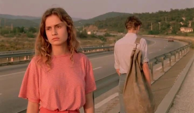 Lessons in Parisian Style from 1983 Film À Nos Amours | AnOther